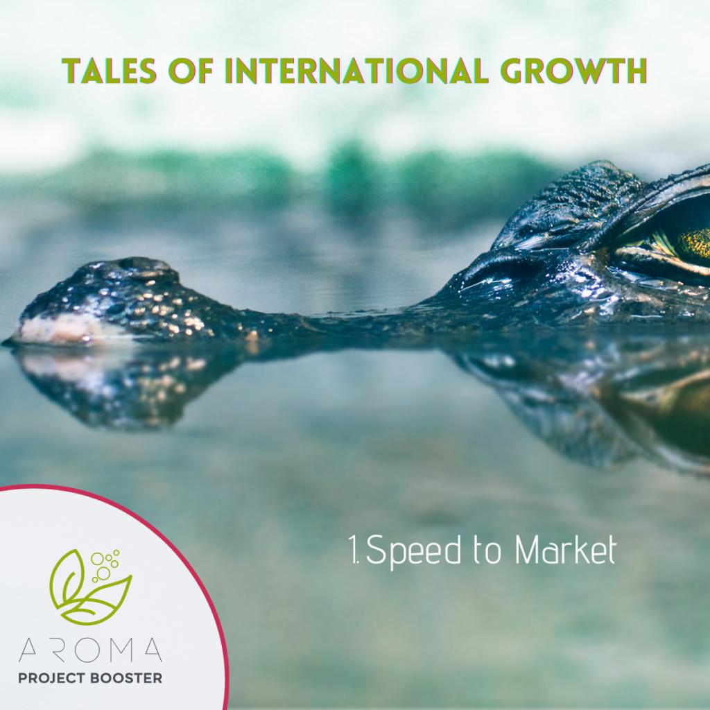Tales of International Growth